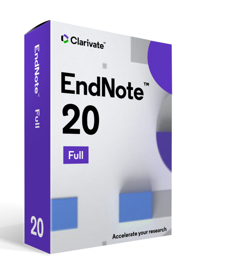 EndNote+20+Demoversion+Windows